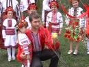 ОЙ мала я писанку Великодня програма Народного театру музичного фольклору ШОВКОВА КОСИЦЯ кер Олена Яченко