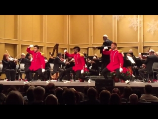 California Philharmonic Dancers - The Nutcracker with Cyrus Glitch Spencer Friends