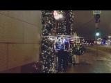 Приключения маленького дрона в канун Старого Нового года