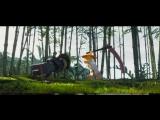 Watch Jackie Chan create real-life stunts for The LEGO NINJAGO Movie