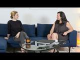 Interview by Armelle Julie Gayet se d