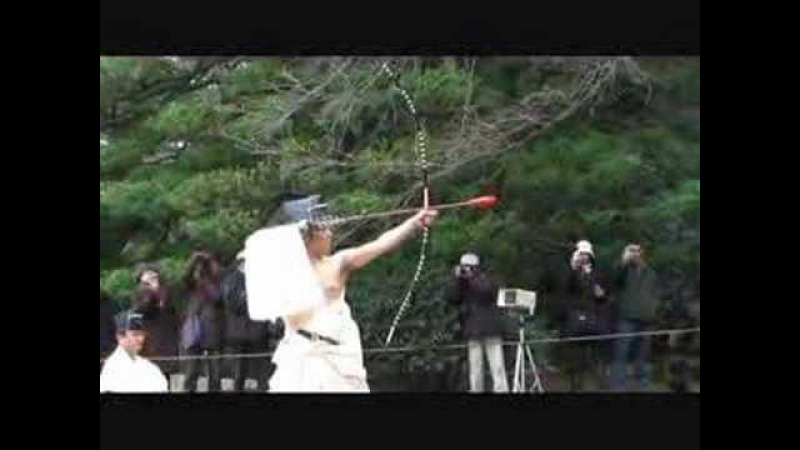 Momote Shiki - Japanese Archery Ritual