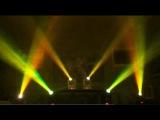 Light Show - ADJ Inno Pocket Spot 6 приборов