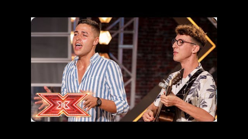 Will Jack Joel's Ed Sheeran mash-up Divide the Judges? | Auditions Week 1 | The X Factor 2017