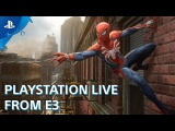 Marvels Spider-Man - PS4 Details   E3 2017