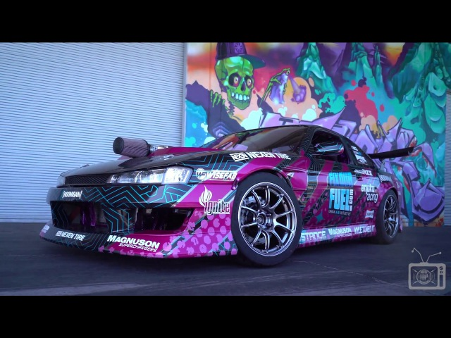 [HOONIGAN] DT 019: Alec Hohnadell's Supercharged Formula D S14