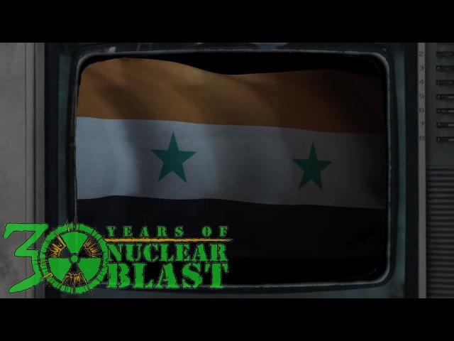 TANKARD - Syrian Nightmare (OFFICIAL TRACK LYRICS)