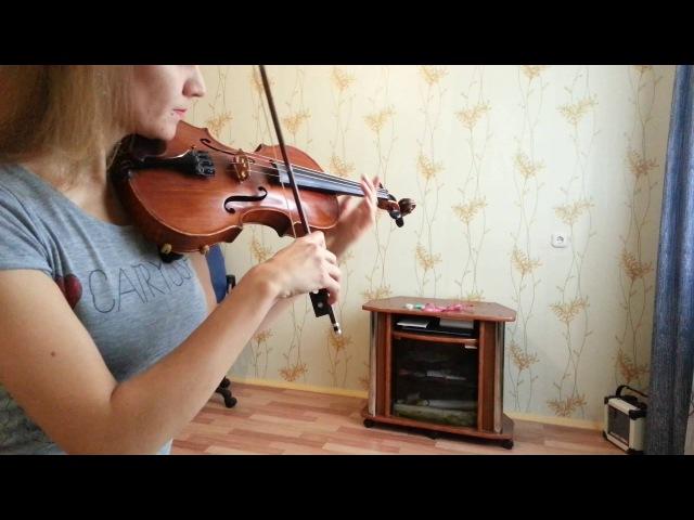 Урок скрипки 4. Темп, ритм, равномерное ведение смычка.