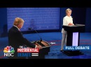 The Third Presidential Debate: Hillary Clinton And Donald Trump (Full Debate) | NBC News