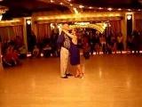 Tete y Silvia perform a vals at Corazon milonga, NY