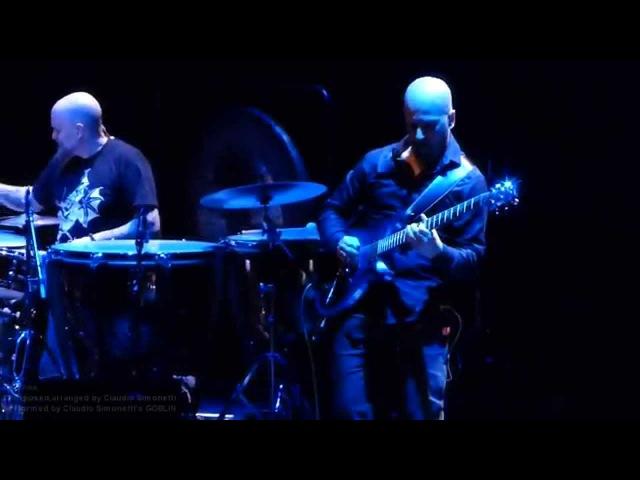 Demons - Claudio Simonetti's Goblin 21/02/2015 London UK