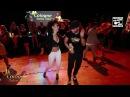 Eddie Torres Jr Veronica Lopez social dancing @ Cologne Salsa Congress 2017