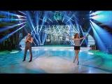M. Morrone E. Vaganova JIVE Ballando con le stelle 2016