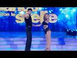 M. Morrone E. Vaganova CHA-CHA-CHA Ballando con le stelle 2016