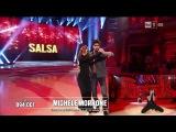 M. Morrone E. Vaganova SALSA solo Michele Ballando con le stelle 2016