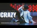 Crazy - Teemid Joie Tan Frame Up Siberia 2016, Судейский выход choreographer Kolya Barni