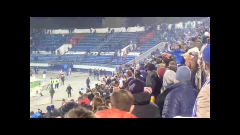Факел-Динамо Fakel Voronezh-Dinamo Moscow 15.10.2016