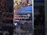 За что ОМОН избивал фанатов «Спартака» в Ростове: видео