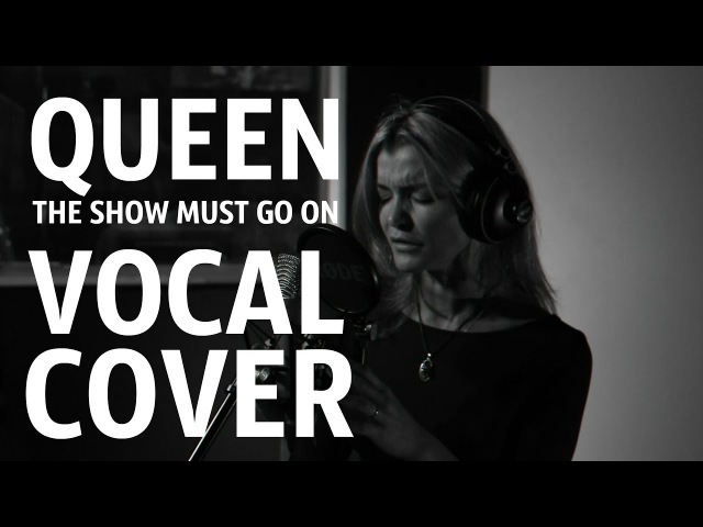Queen The Show Must Go On VeraFox Cover
