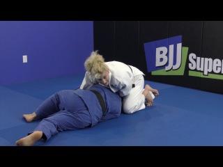 Kayla Harrison 2x Olympic Champion Shows A Crazy Choke Sequence