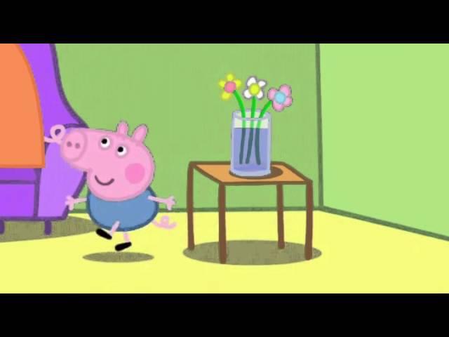 Peppa Pig Series 1 Episode 05 Hide Seek Свинка Пеппа на английском языке сезон 1 серия 5