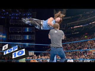 [#My1] Top 10 SmackDown LIVE moments: WWE Top 10, Nov. 1, 2016
