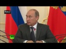 SECRET FSB LECTURE: Why Putin doesn't drink alcohol