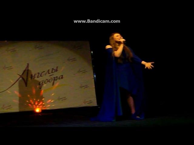 Екатерина Колотилкина Танцы на Стеклах отчетный концерт Арт Студии Ангелы Добр ...