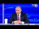 Журналисты ПГТРК отправили вопрос Владимиру Путину