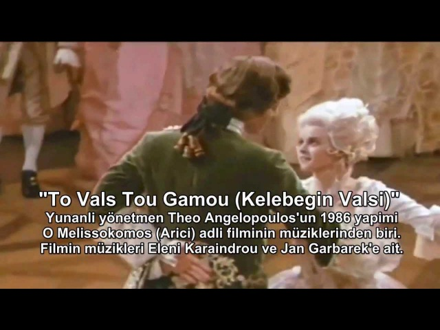 To Vals Tou Gamou - Eleni Karaindrou and Jan Garbarek