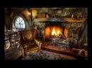 Звуки костра, камин, романтика, релакс , красиво The sounds of a campfire, fireplace, romance.
