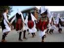 Serbian folk dance. Burgas. Bulgaria. Сербский народный танец. Бургас. Болгария. 2016-07