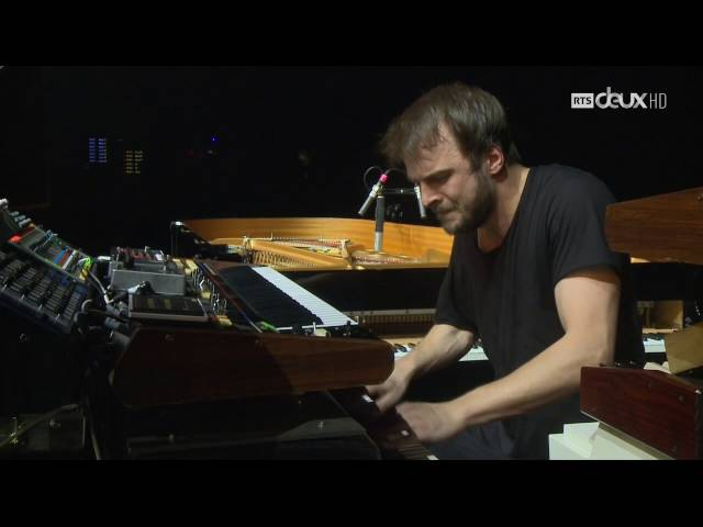 2015 Nils Frahm - For - Peter - Toilet Brushes - More (Live at Montreux Jazz Festival 2015)