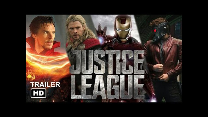 Avengers: Infinity War Trailer (Justice League Style)