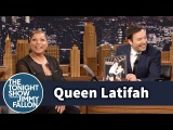 Queen Latifah and Jimmy Serenaded Resort Guests in Jamaica