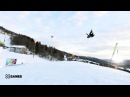 Anna Gasser wins Women's Snowboard Slopestyle gold   X Games Norway 2017
