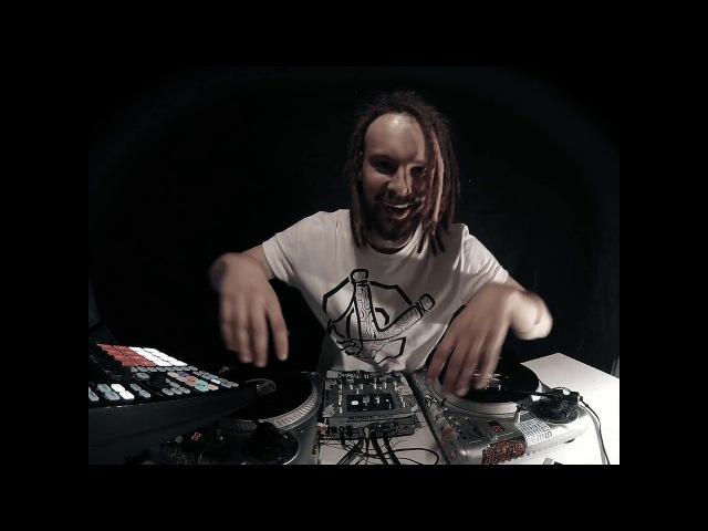 Диджей У Turntablism toneplay 2k17 pt1 Рамамба Хара