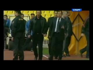 Олег Иванович Романцев - самый титулованный тренер Спартака