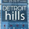 23|09 DETROIT HILLS (Беларусь) post-rock в Твери