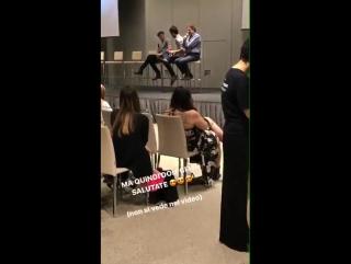 Видео от фанов (2) Кон в Милане