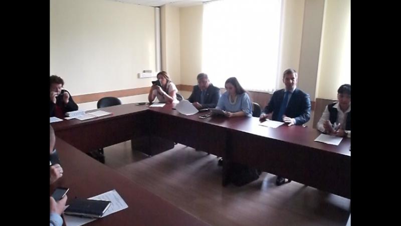 Разборки на первом заседании Совета депутатов района Вешняки