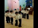 танец джентльменов садик 134 группа Василёк