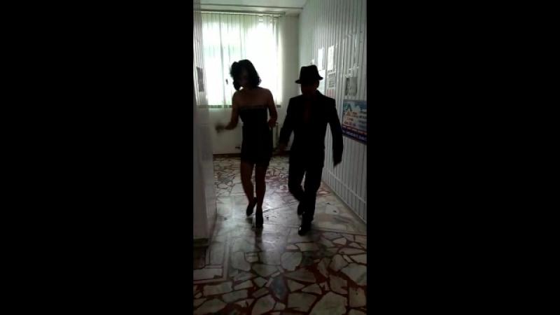 репетиция к свадьбе в ганстерском стиле Ведущие Антон Иванов и Валерия Паскарь