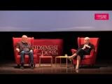Татьяна Черниговская рассказывает Владимиру Познеру о билингвизме и о том, как меняется мозг человека, когда ему приходится восп
