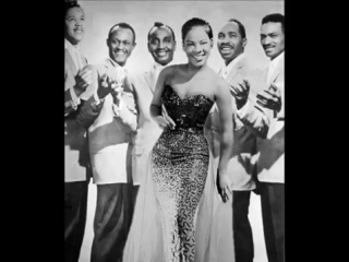 LAVERN BAKER AND THE GLIDERS - BOP TING A LING - THATS ALL I NEED - ATLANTIC 1057 - 1955