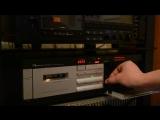 Запись и калибровка на ленту TEAC на кассетной деке Nakamichi lx-5