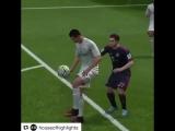 Самый красивый гол забитый в FIFA