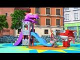 Супер Крылья Джетт и его друзья - 49 серия Мультики для малышей и взрослых