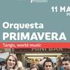 """Orquesta PRIMAVERA в клубе """"The Place"""""""