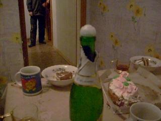День рождение Нюты 23.02.2008 :)
